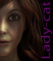 3d model figure girl