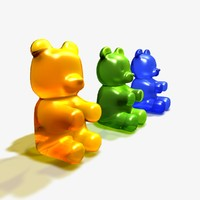 maya gummy bears