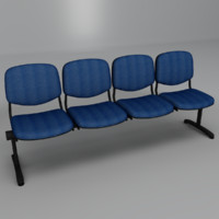 3ds seaters tandem chair