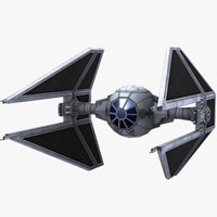 3d model tie interceptor