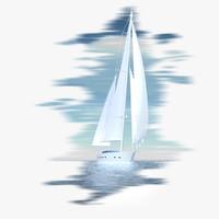 Yacht Oceanis  - Simplified Model