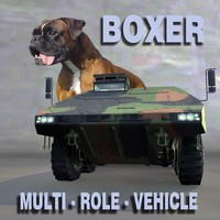 BOXER Multi Role Vehicle