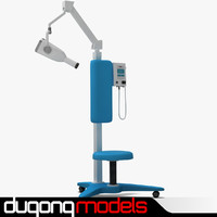 maya dugm04 dental xray unit