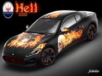 Maserati GT Hell mod