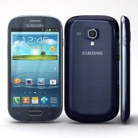 Samsung I8190 Galaxy S3 mini Blue