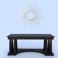 baker dressing table 1