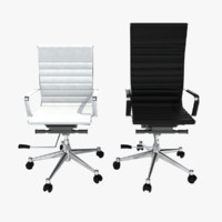 3d dmi office chairs modern model