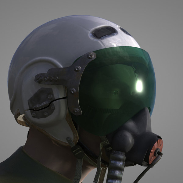 3d model mig pilot - MiG Pilot... by AviaKinetic