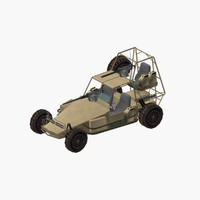 3d desert patrol vehicle dpv