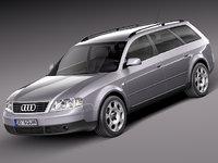 Audi A6 Avant 1997-2004