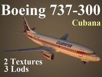 boeing 737-300 cub max