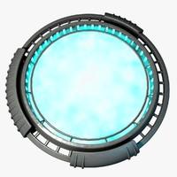 portal jump obj