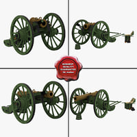 Old Cannons Collection 2