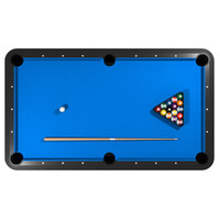 Billiards / Pool Table Set