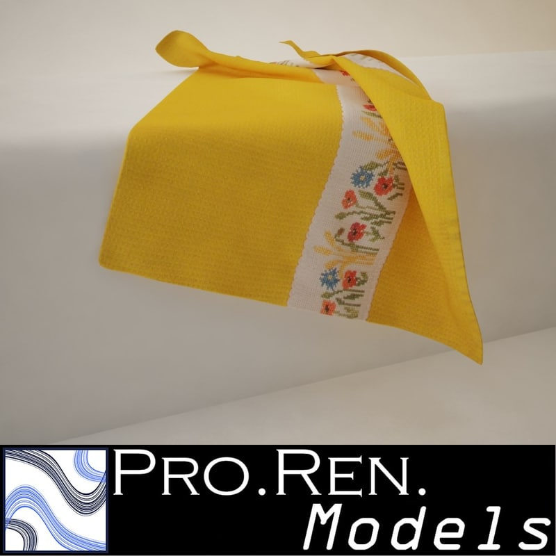 Towel - Yellow preview.jpg
