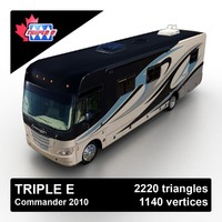 2010 triple e commander 3ds