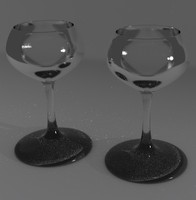 maya wine glass