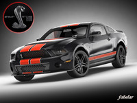 Shelby GT500 2010