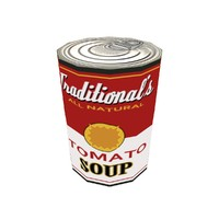 3d model tomato soup