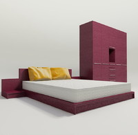 obj bed mattress
