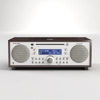 tivoli music 3d model