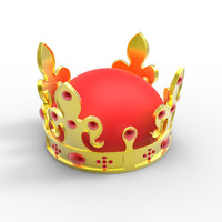 3ds max crown