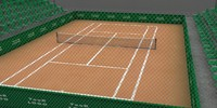 Tennis court HP