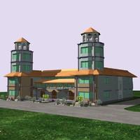 max duplex building