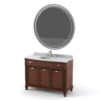 Eurodesign Royal Tiffany rsm-02 bathroom furniture set