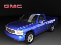 GMC Sierra Denali Mk1 Reg Cab