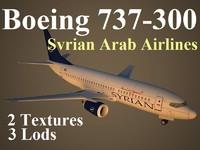 boeing 737-300 syr max