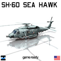sh-60 seahawk engines 3d 3ds