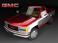 maya gmc c cab