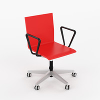 3ds max 04 swivel chairs