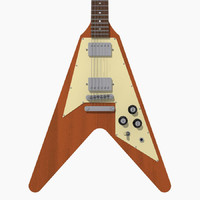 Guitar: Gibson Flying V