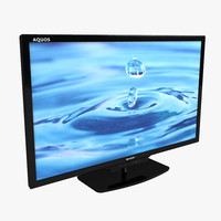Tv Sharp Aquos Led 3D LC-46LE730E