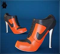 sport shoes - sneakers 3d 3ds