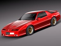 Pontiac Firebird Trans am 1988-1990