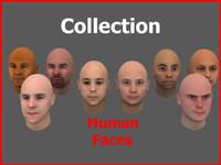 Human faces(1)