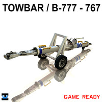 TOWBAR / B 777 - 767