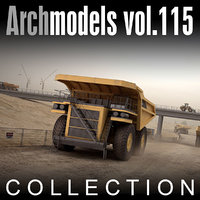 maya archmodels vol 115