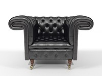 Chesterfield The Windermere Armchair