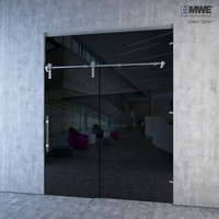 MWE Spider Sliding door system