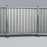 panel fence max