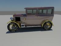 classic car Trojan achilles 1928