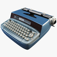 Typewriter Smith Corona Automatic