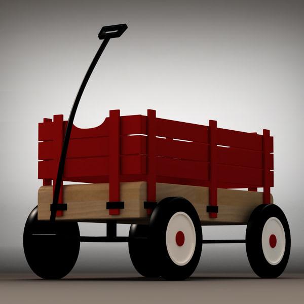 Toy Wagon 13