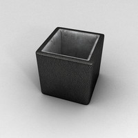 3ds max pencil container