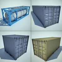 cargo container collection