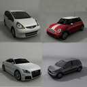 Mini Hatch 3D models